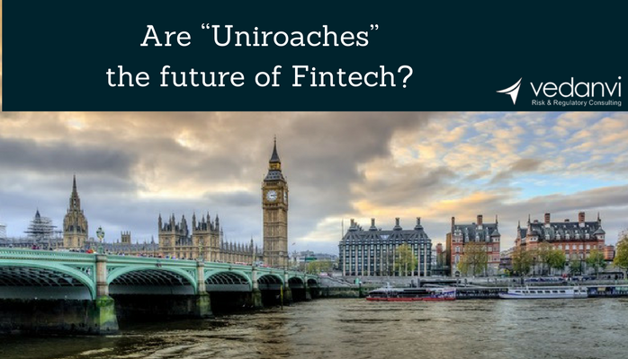 "Are ""Uniroaches"" the future of Fintech?"